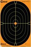Måltavla Orange Peel Oval