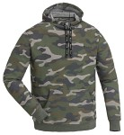 Pinewood Sweater - Camou