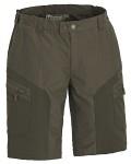 Pinewood Wildmark Stretch Shorts - D.Olive/MossGreen