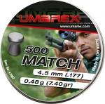 Umarex Match 4,5mm 0,48g