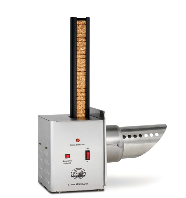Bradley Rökgenerator med adapter