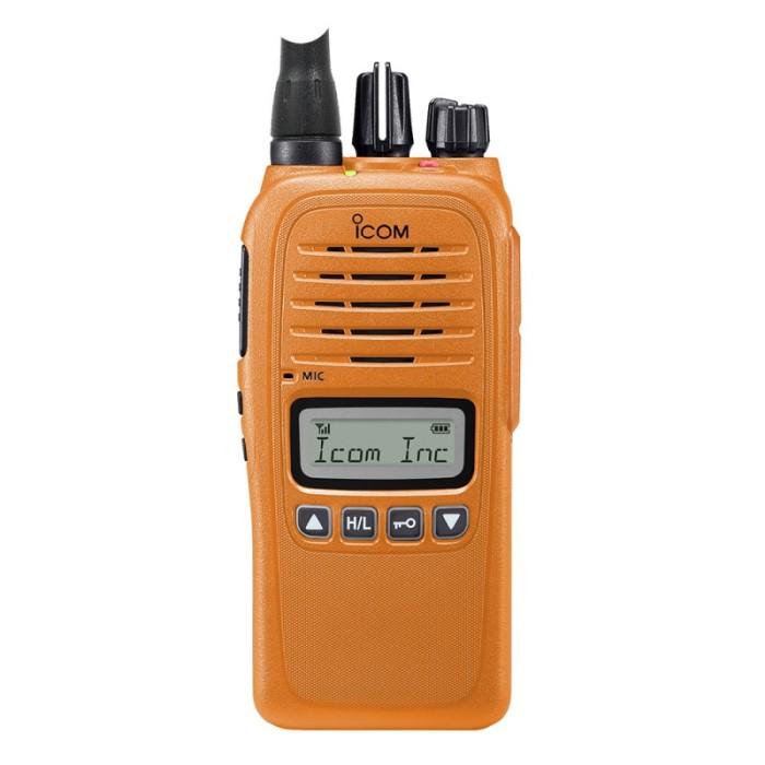 Icom Prohunt Basic 2 Orange