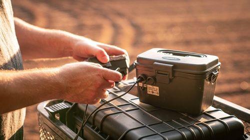 Spypoint Komplett 12V Batterikit